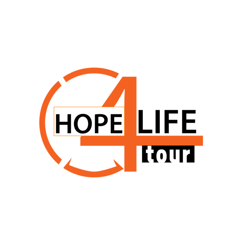 Hope 4 Life Tour Logo