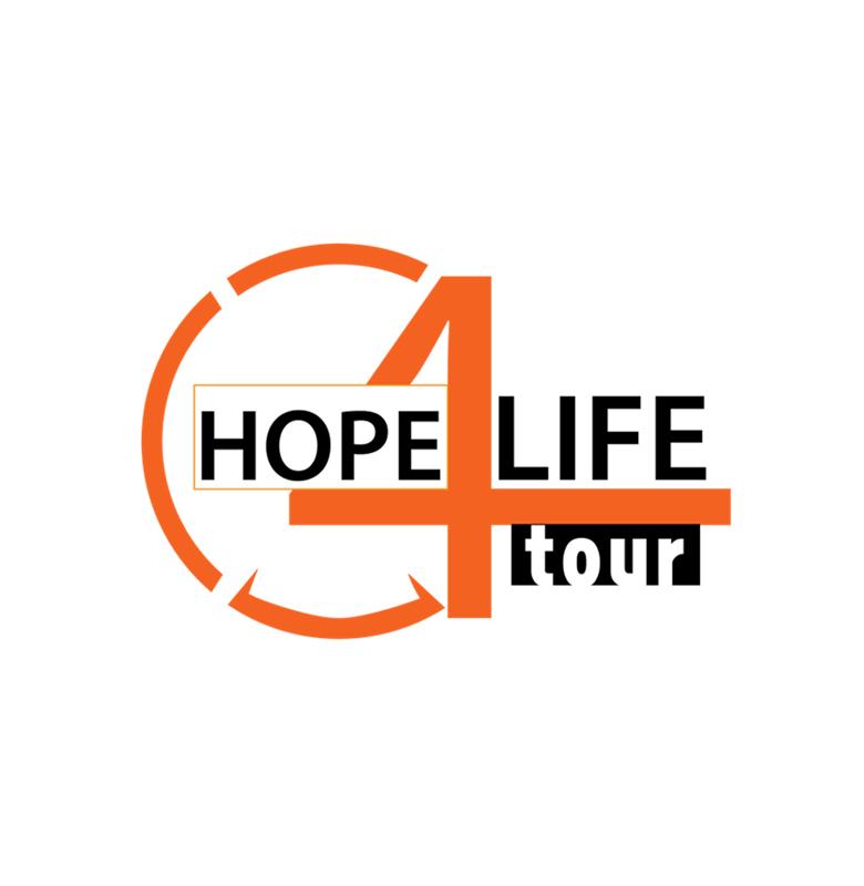 Hope 4 Life Tour Logo